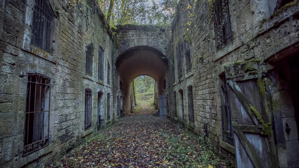 La Citadelle de Verdun - Verdun, France