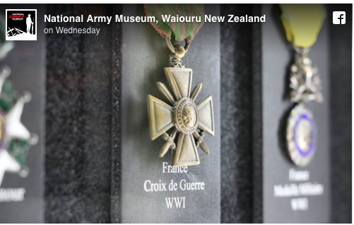National Army Museum, Waiouru, NZ - FB post