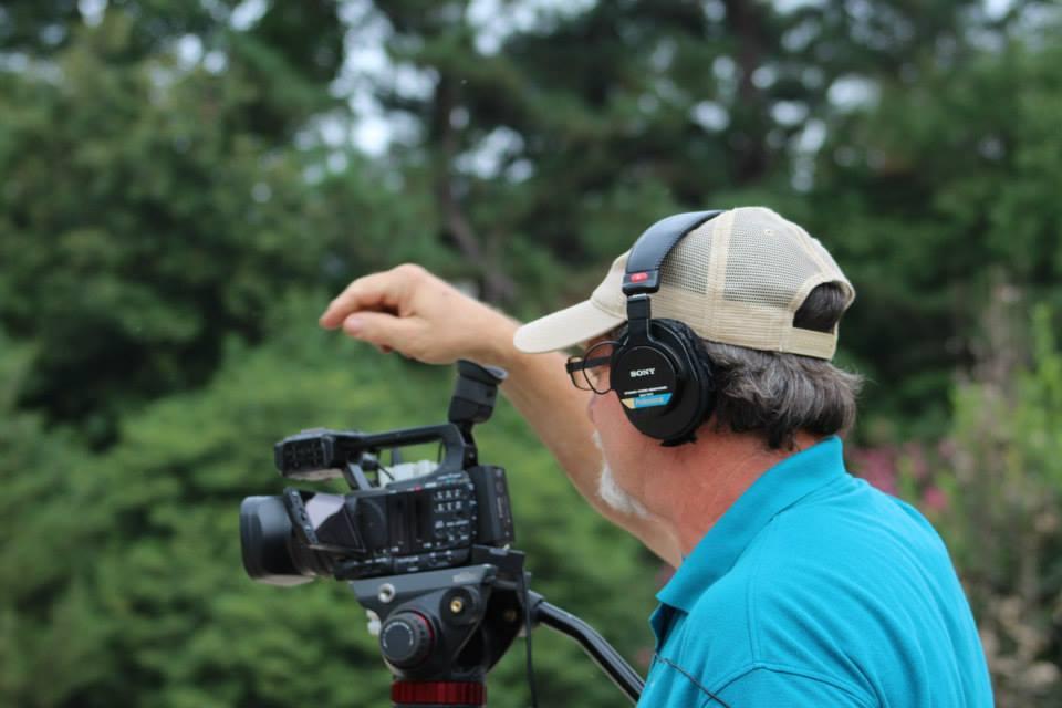 Rodney Cushing Camera man