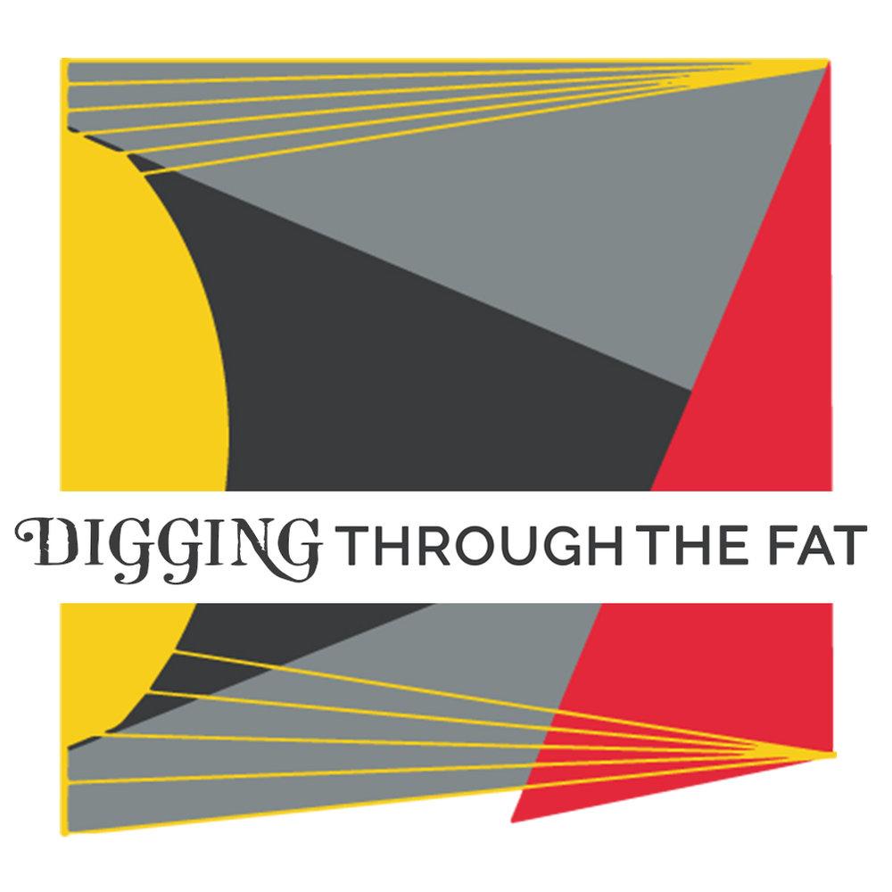 Digging Through The Fat Logo, 2017