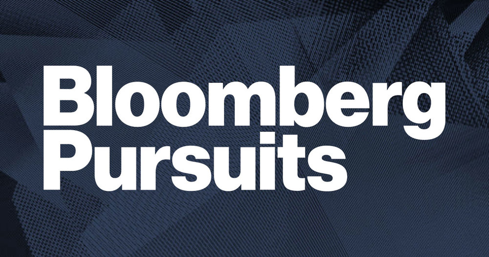 Bloomberg Pursuits - Oct 30, 2015