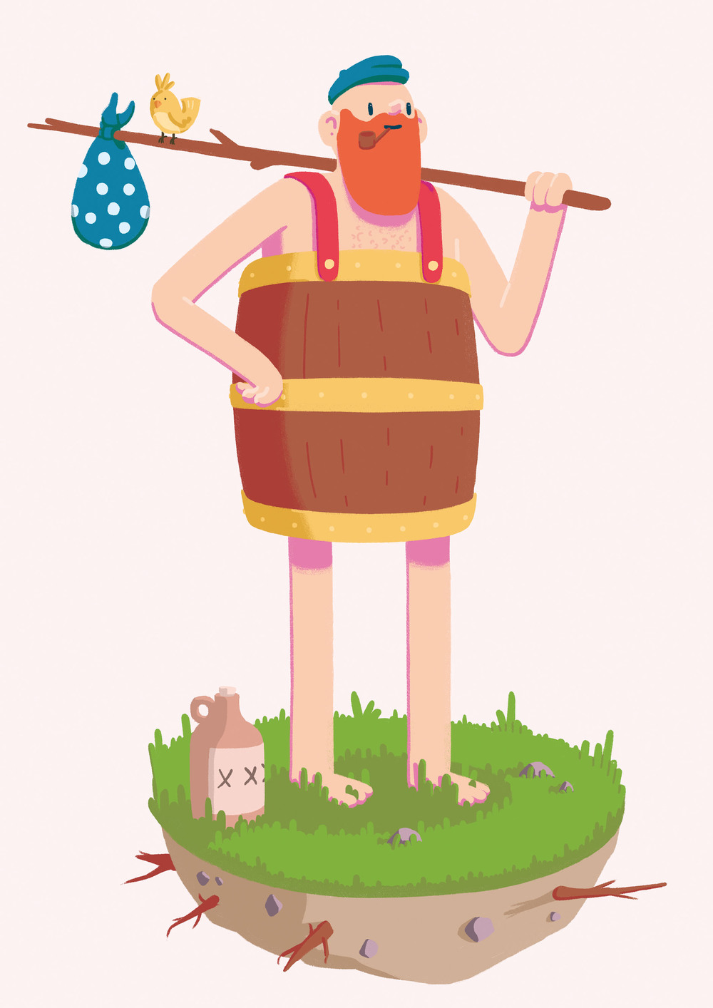 Barrel Fella