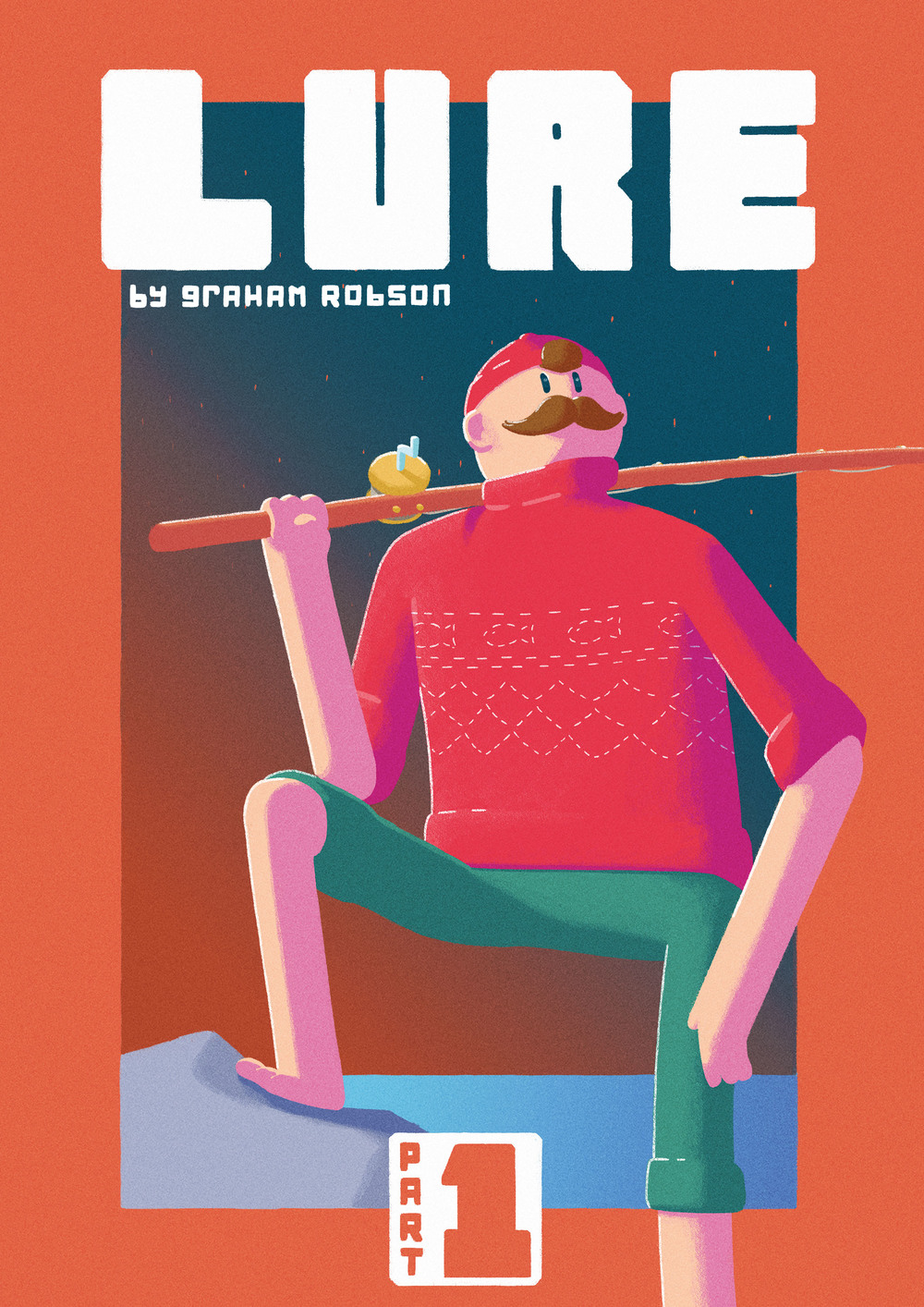 Lure - Comic Cover
