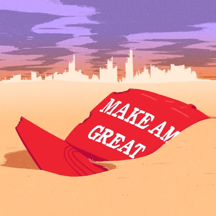 Make America Great Again...