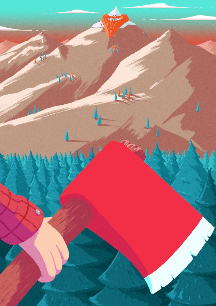 The Lumberjack 2016