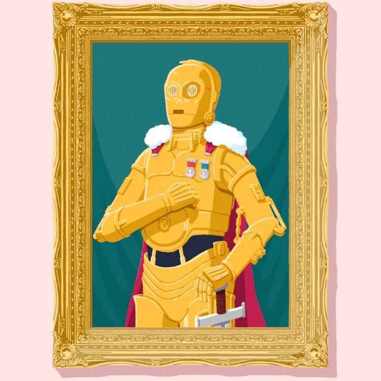 Hero C-3PO
