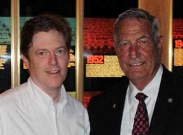 University of Alabama Coach Gene Stallings