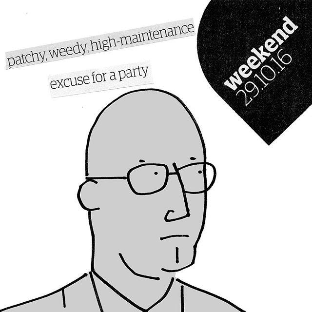 #leadership wobbles persist. #paulnuttall #theguardian #weekend #illustration #collage #thepapershredder