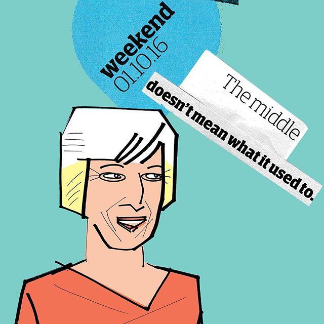 #theresamay #conservative #conference #centre #ukpolitics #theguardian #magazine #word #mayhem #weekend #illustration