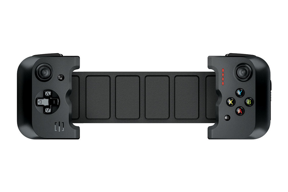 Now gaming on your iPhone, iPad, or iPod has become easier than ever. This device allows your phone to become a handheld making your gaming experience that much more enjoyable. It's scheduled to hit the market later this year priced just under $100
