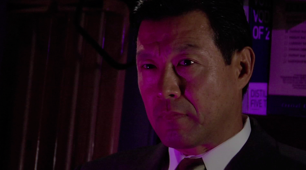 James Saito as Edward Lee.