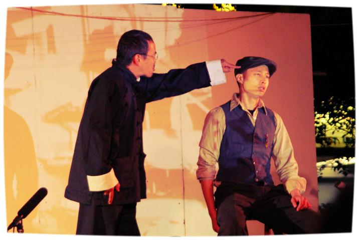 Jojo Gonzalez and Carl Ka-Ho Li.
