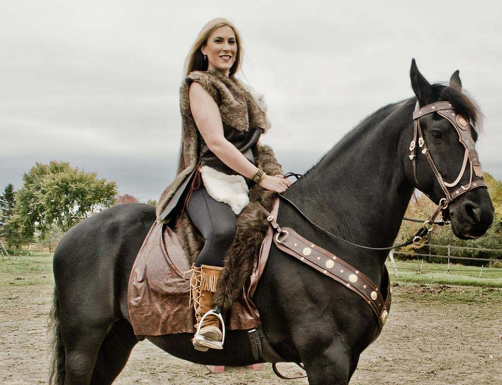 - Check out Maine Today's article with Douwe as the featured photo:Women rule in Maine-made fantasy 'Falcyyr'