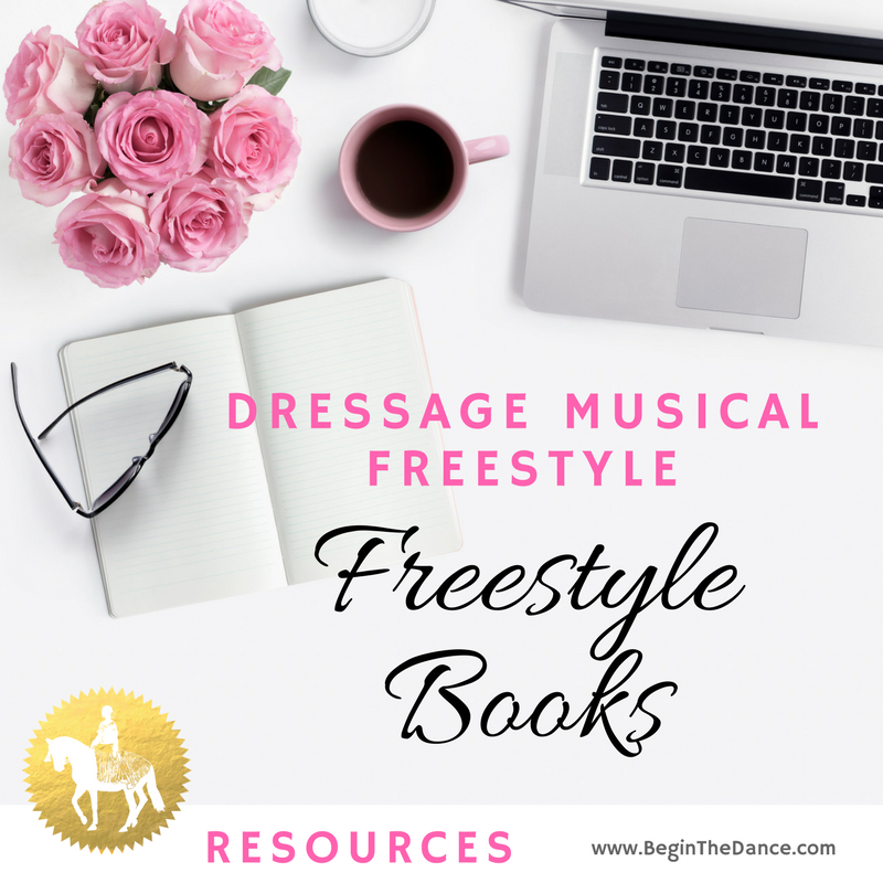 Learn how to design your very own Dressage Musical Freestyle.  Click here