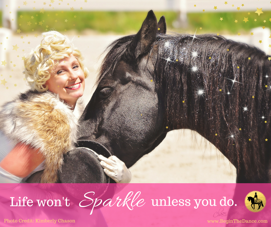 Add some sparkle to your horse...my best tips for DIY Mane, Tail, and Hooves ...  click here