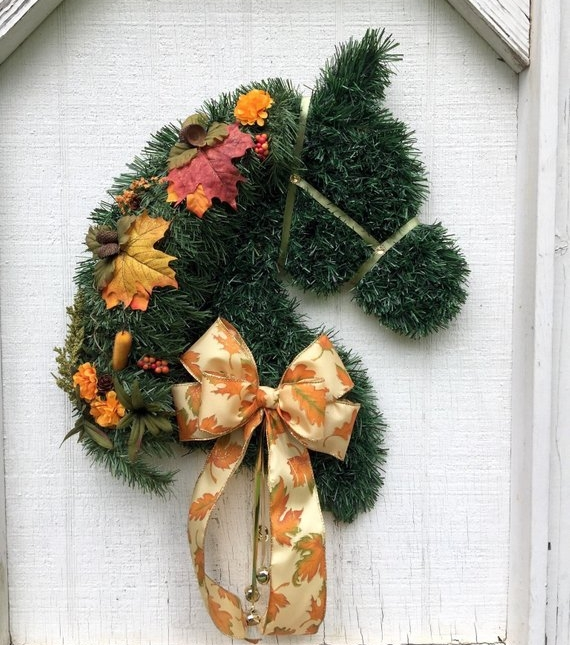 horsehead wreath fall autumn thanksgiving.jpg