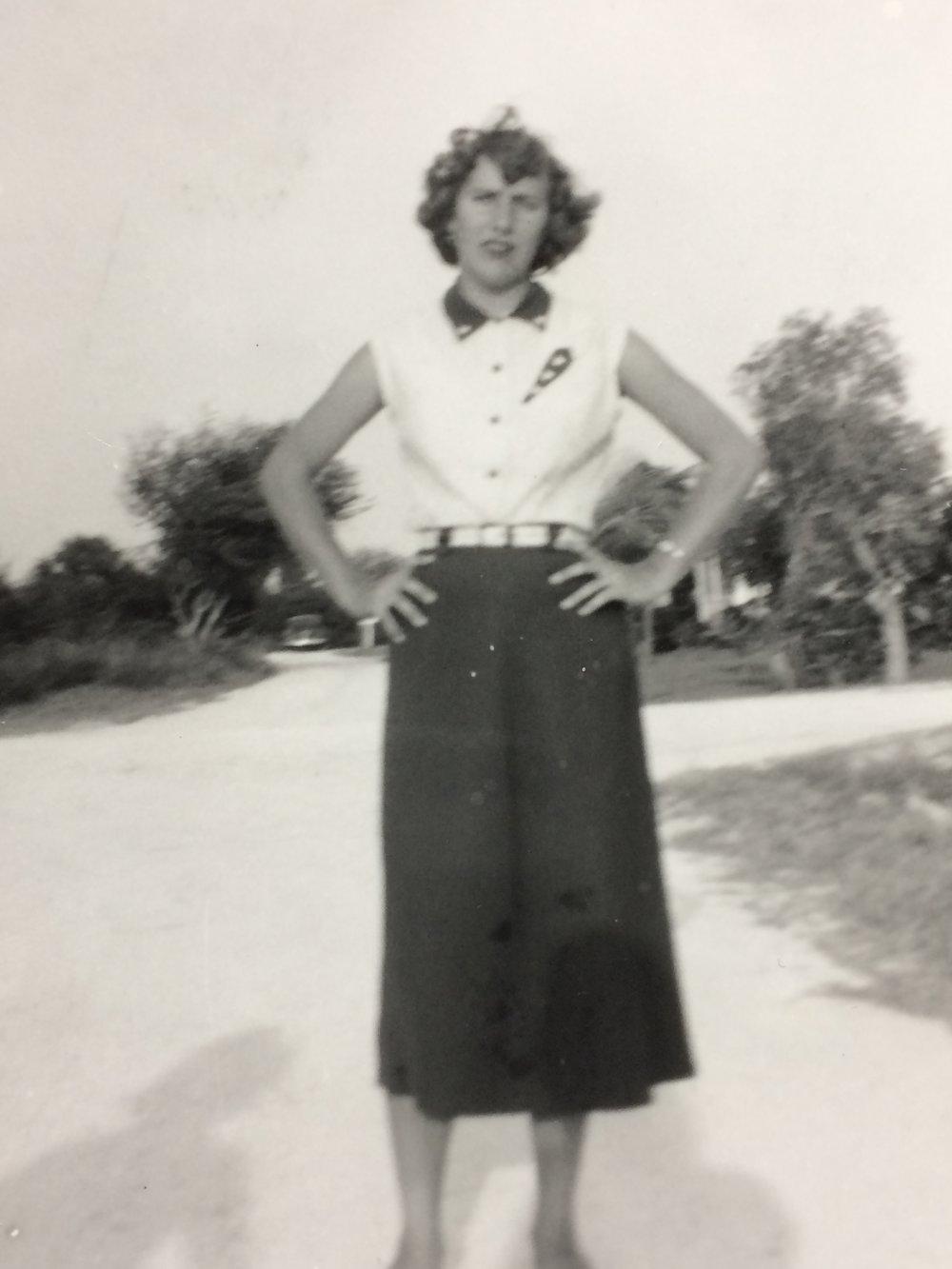 Sweet Jane -1956