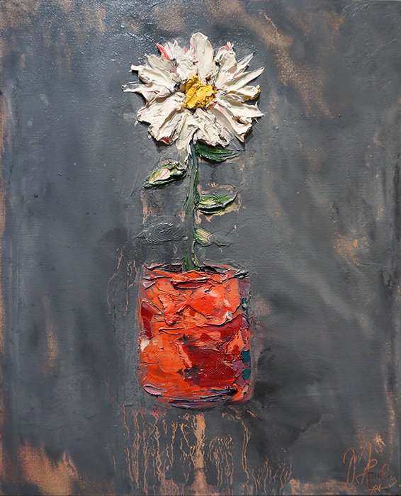 Tanner Lawley_My Daisy Love_20X16_$1000.jpg