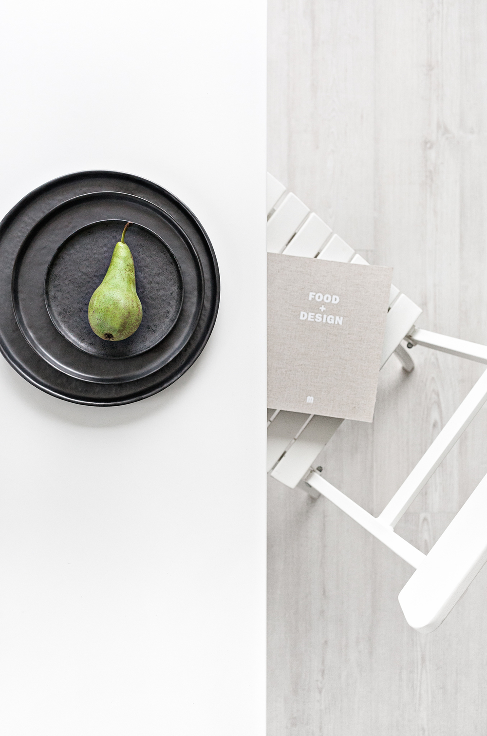 Pure Tableware & Ovenware from Pascale Naessens for Serax | FOOD + DESIGN book by Serax