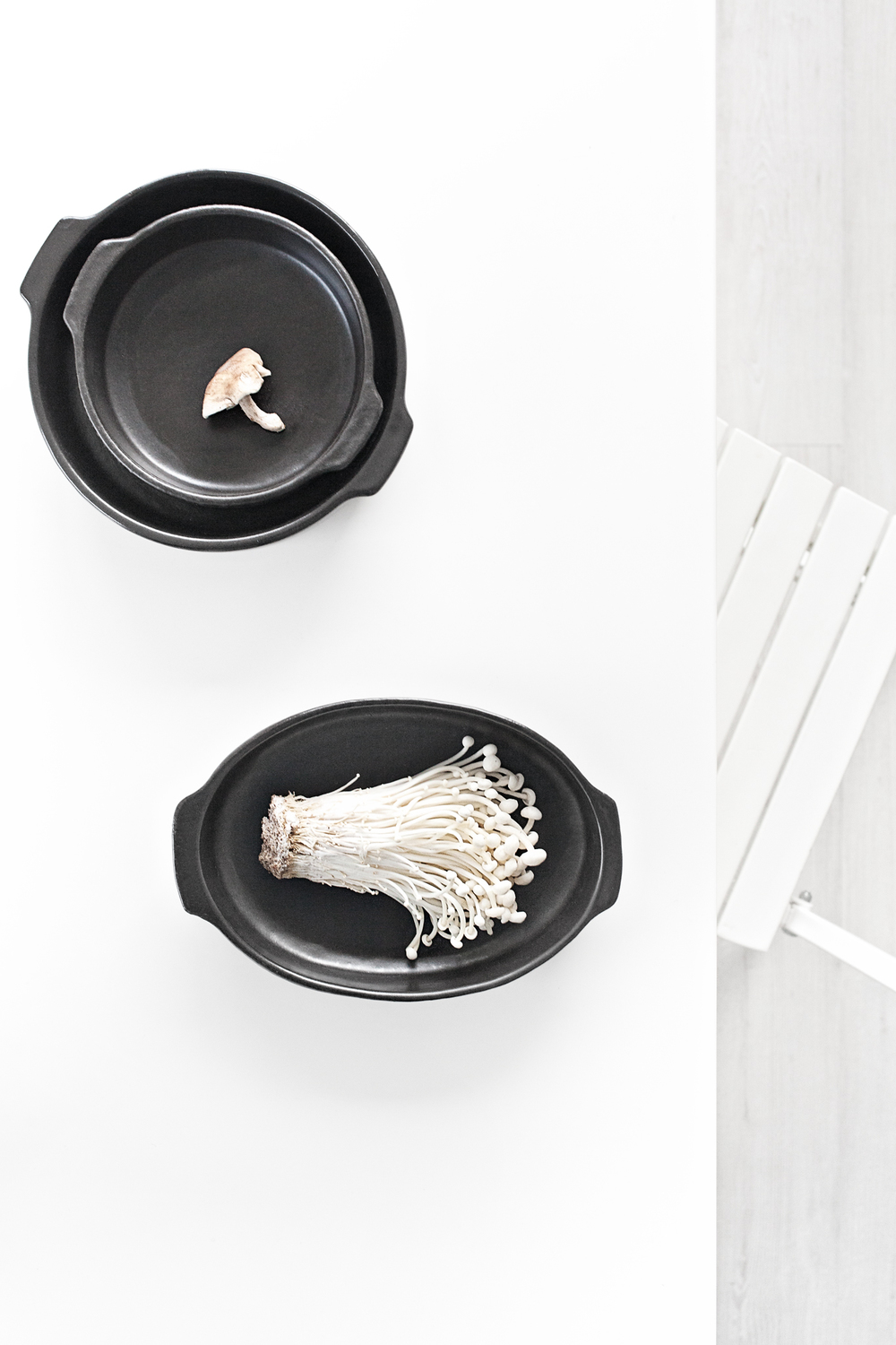 Pure Tableware & Ovenware from Pascale Naessens for  Serax