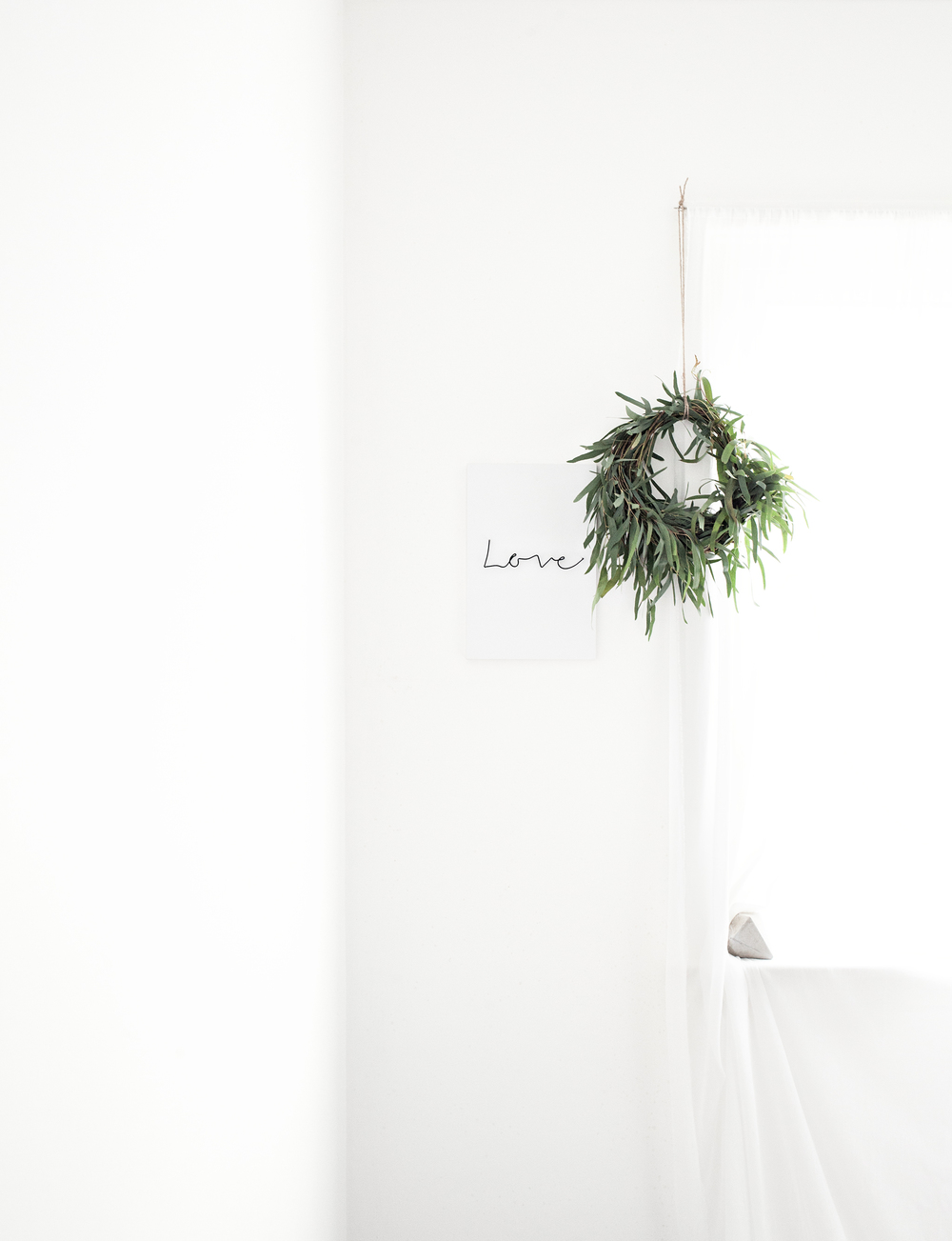 Eucalyptus Wreath | More Than Just Wire Wall Plaque