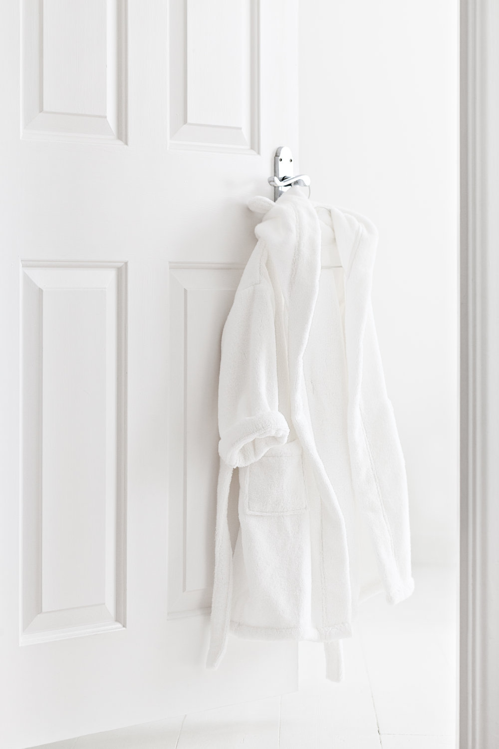 Kids Hydrocotton Robe from   The Little White Company