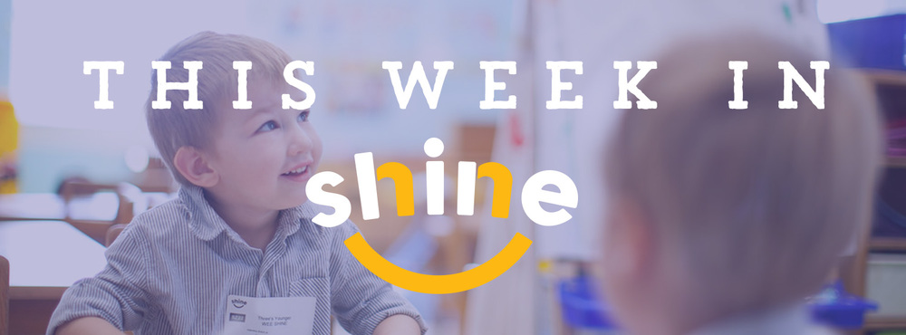 SHINE Weekly Update 06.03.15