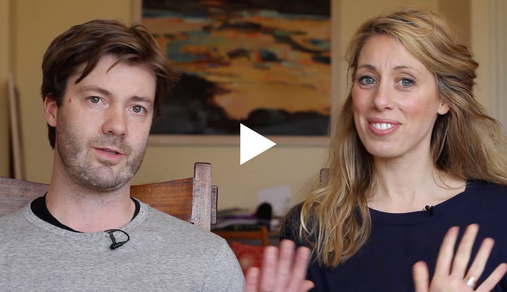Interview:  What It's Like to Plant a Church, with Tom and Sharlene Muir