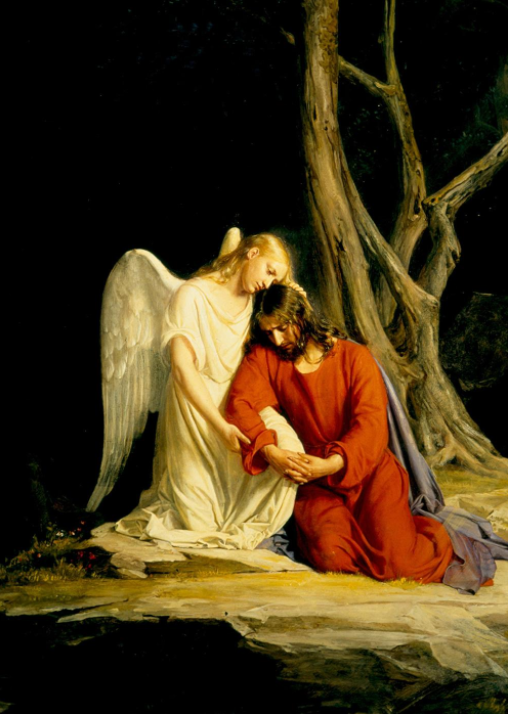 Gethsemane,  Carl Heinrich Bloch