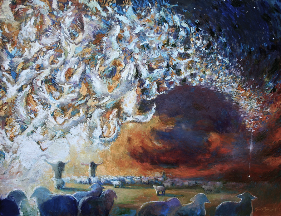 —Bonnell, Daniel.  Seeing Shepherds . 2012-2015.