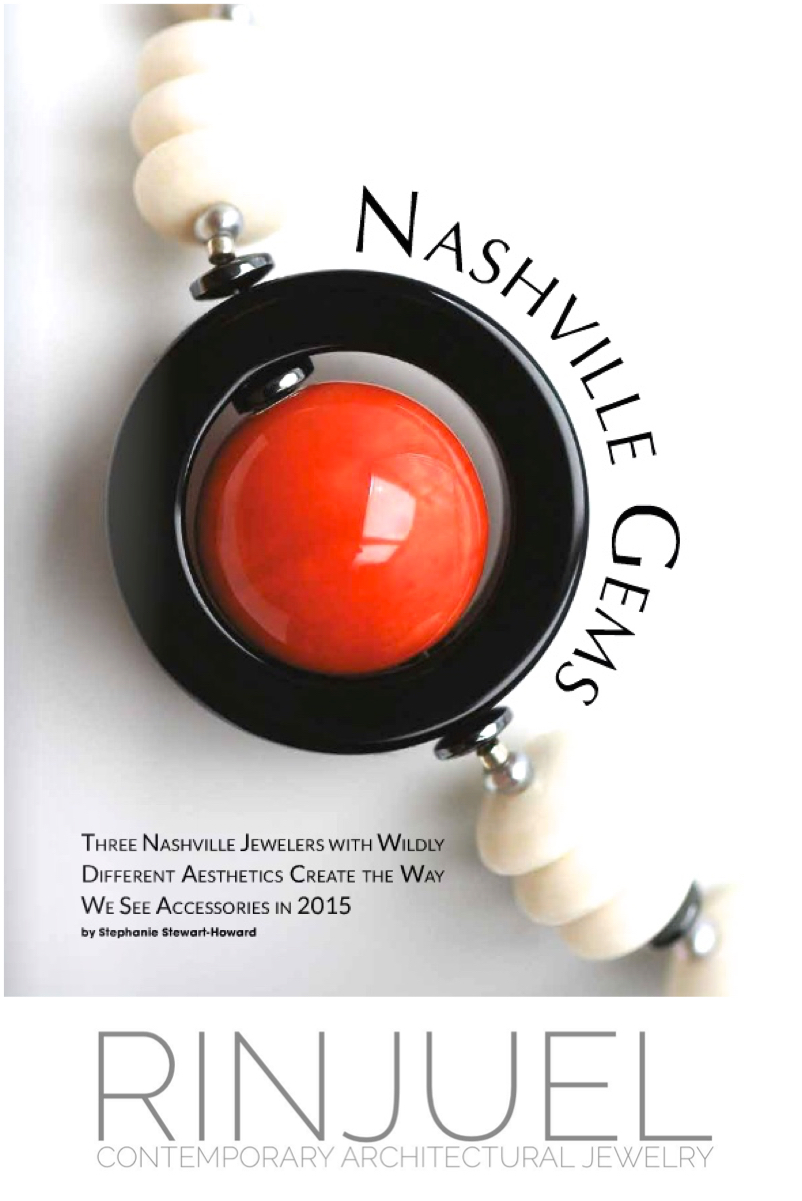 RINJUEL Nashville Arts Magazine Nashville Gems Feb 2015 Pop Necklace