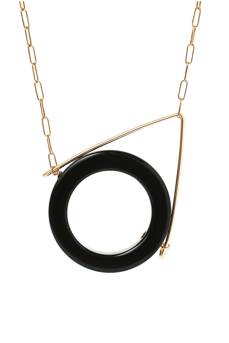 RINJUEL ZERO necklace in onyx