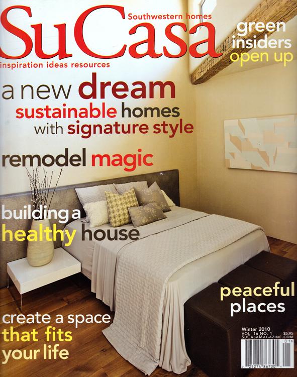 SuCasa cover