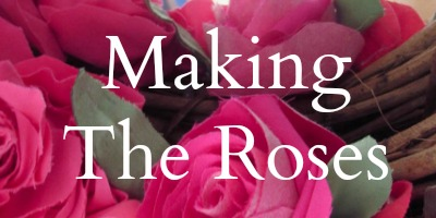 Making Fabric Roses