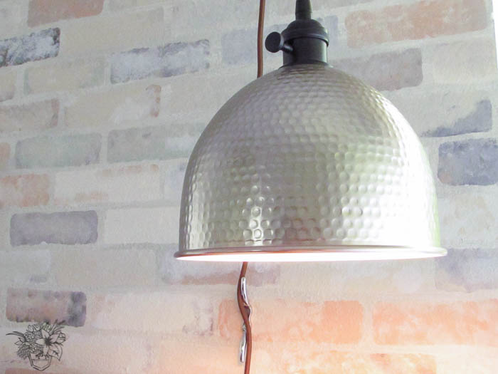 Electrical Insulator Pendant Lamp