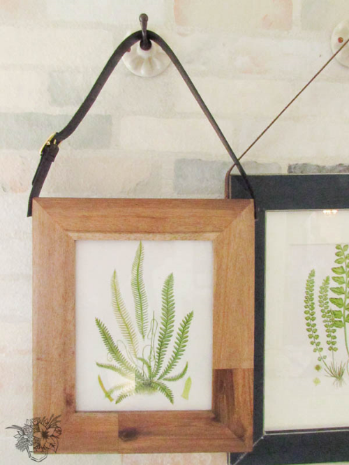 Diy Romantic Industrial Frames Wall Art Blog Hop Pocketful Of Posies