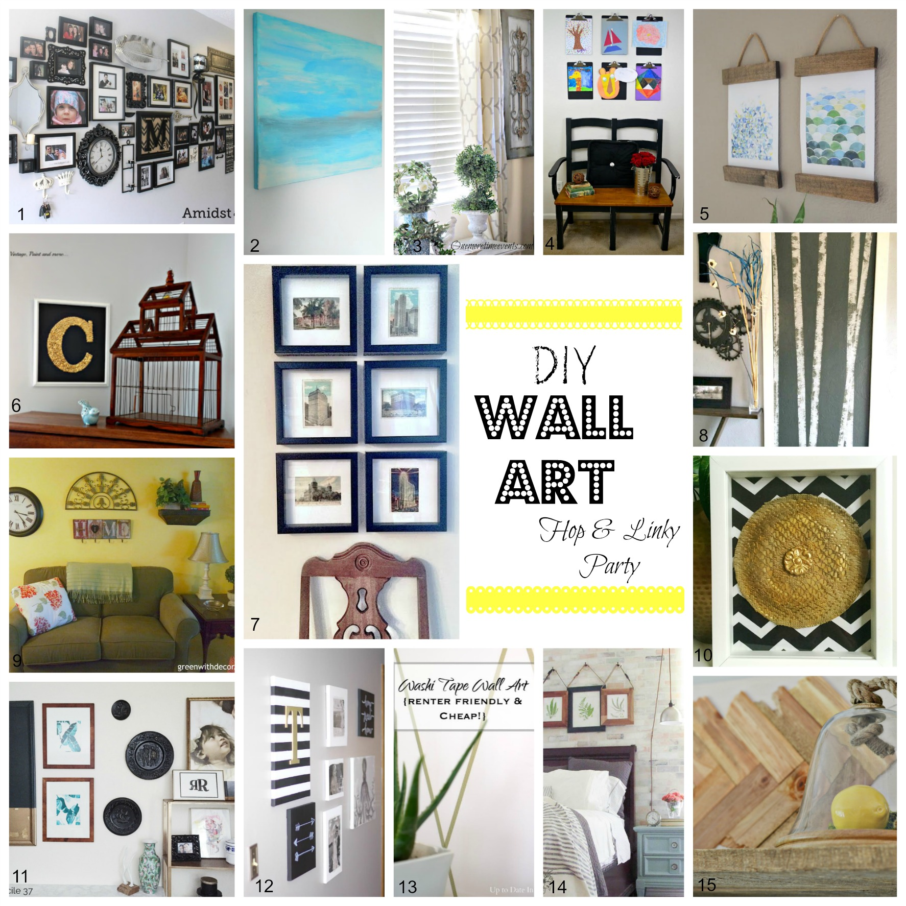 Diy romantic industrial frames wall art blog hop pocketful of posies solutioingenieria Gallery