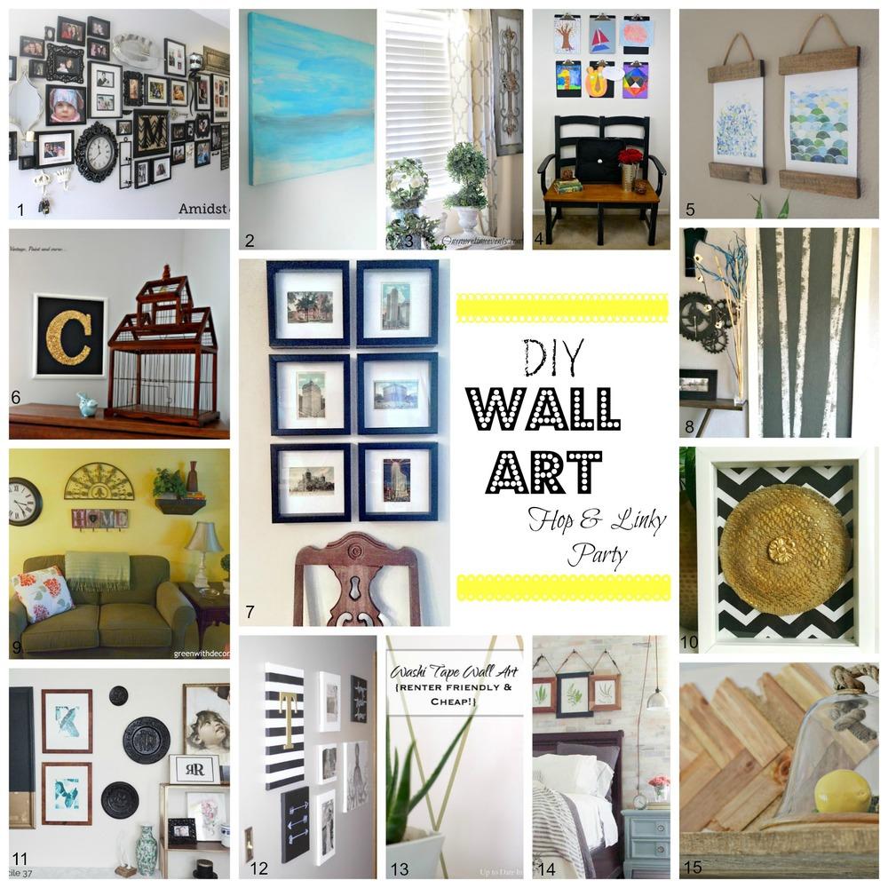 Wall Art Blog Hop Image