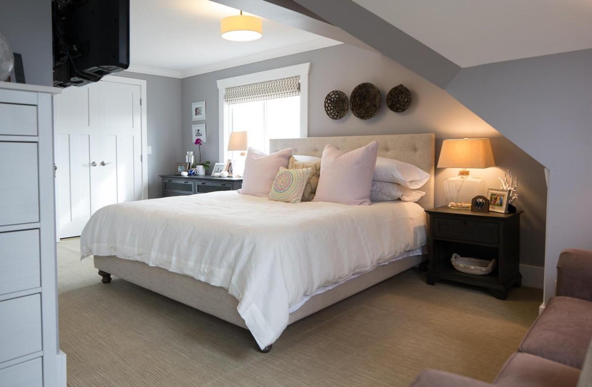 Breezy Master Bedroom By Megan Lieth-Menard