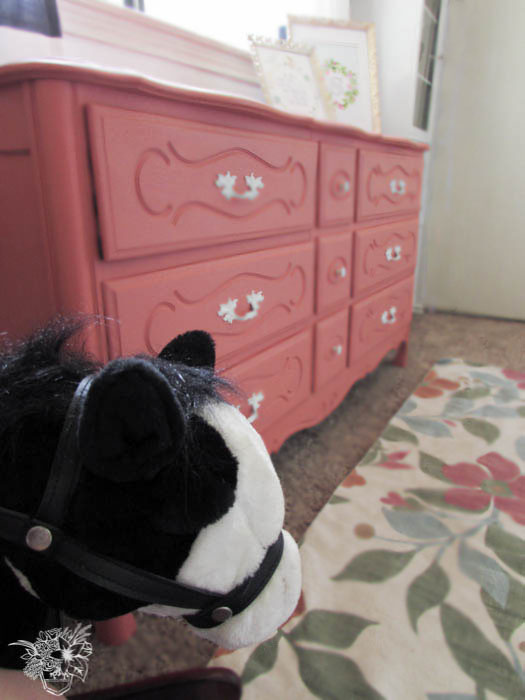 A Deux of French Dresser Makeovers - Pocketful of Posies