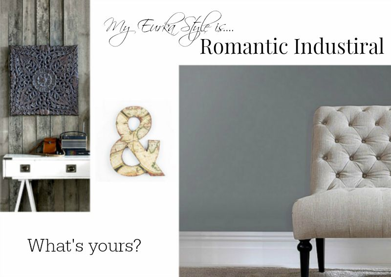 Romantic Industrial with Graham and Brown