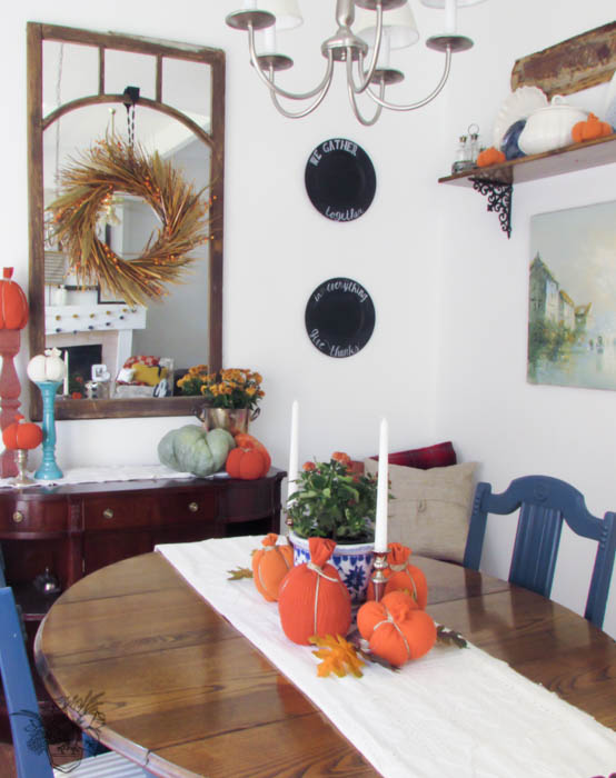 2015 Fall Home Tour Pocketful of Posies