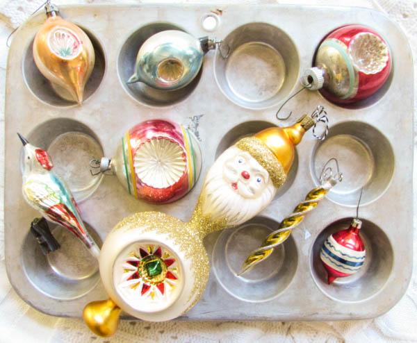 My Home Style: Christmas Tree - Pocketful of Posies