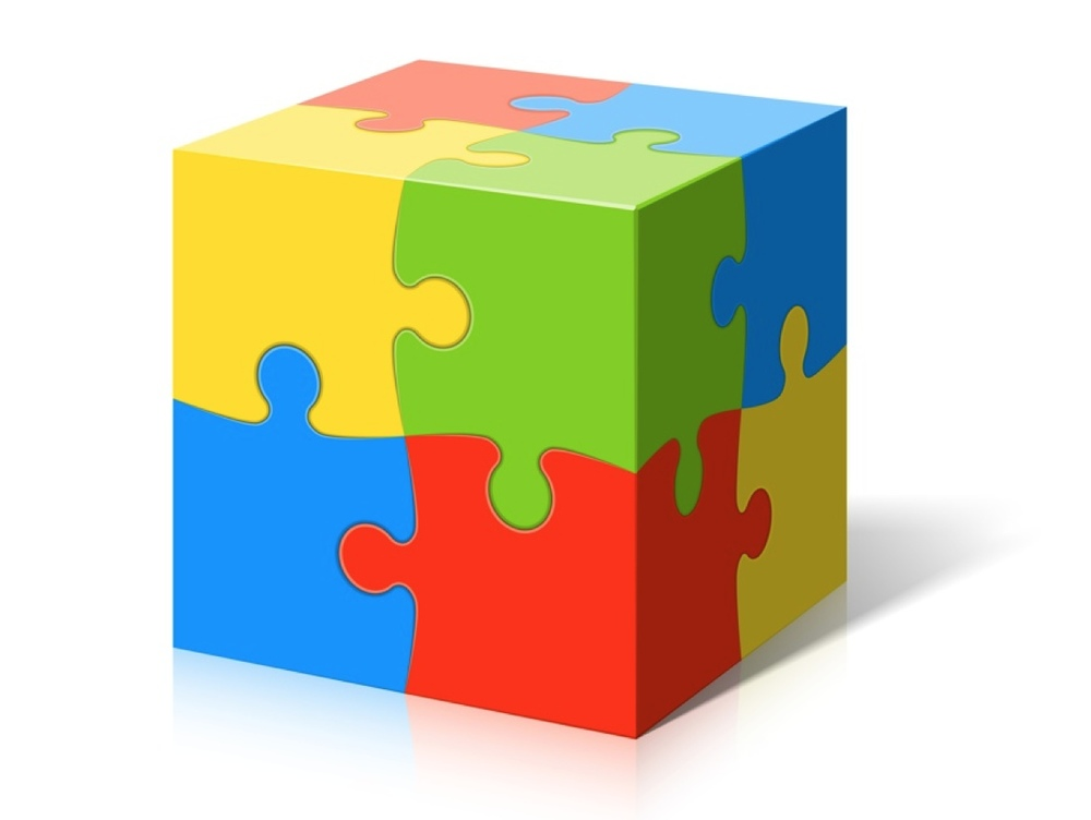 7 Building Blocks of a Successful Small Business |Team Building Blocks Graphics