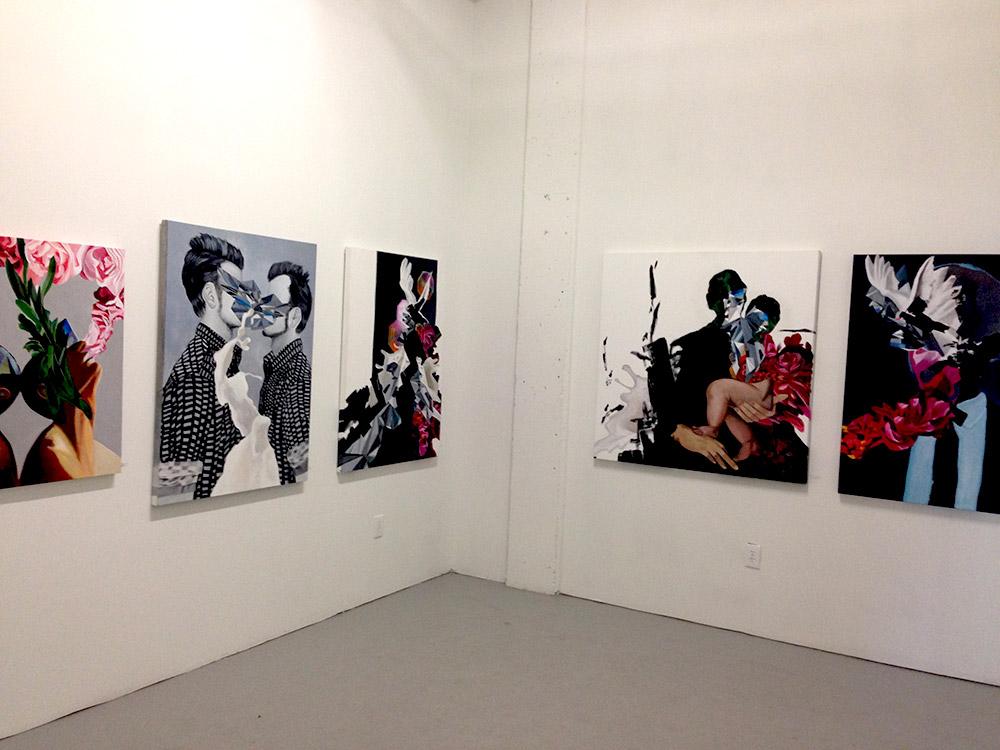 Luis Martin's work