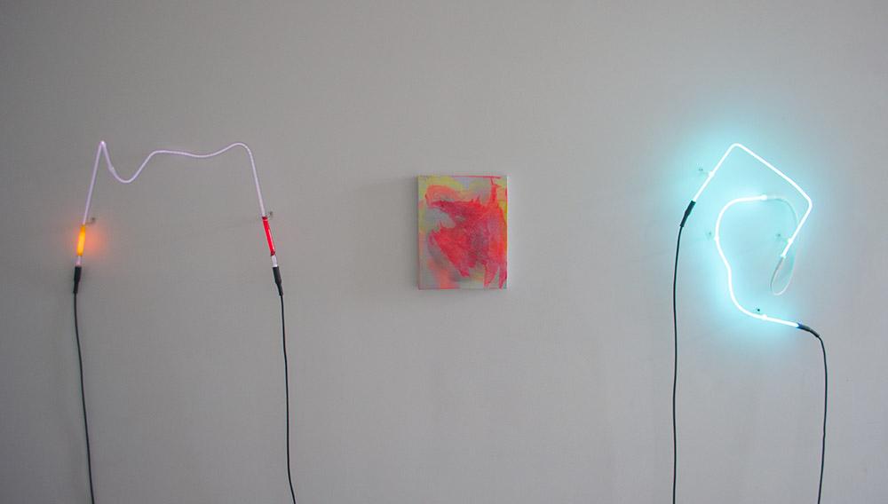 Bushwick Open Studios Installation (2014)