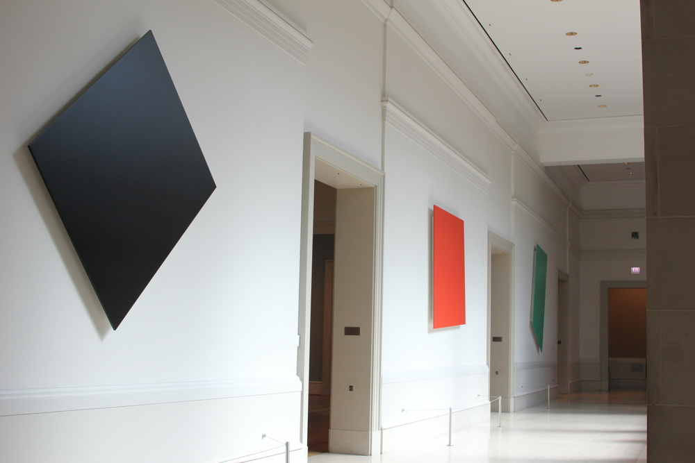 Ellsworth Kelly at the Art Institute