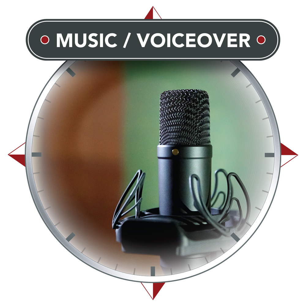 Video Production Music Voiceover