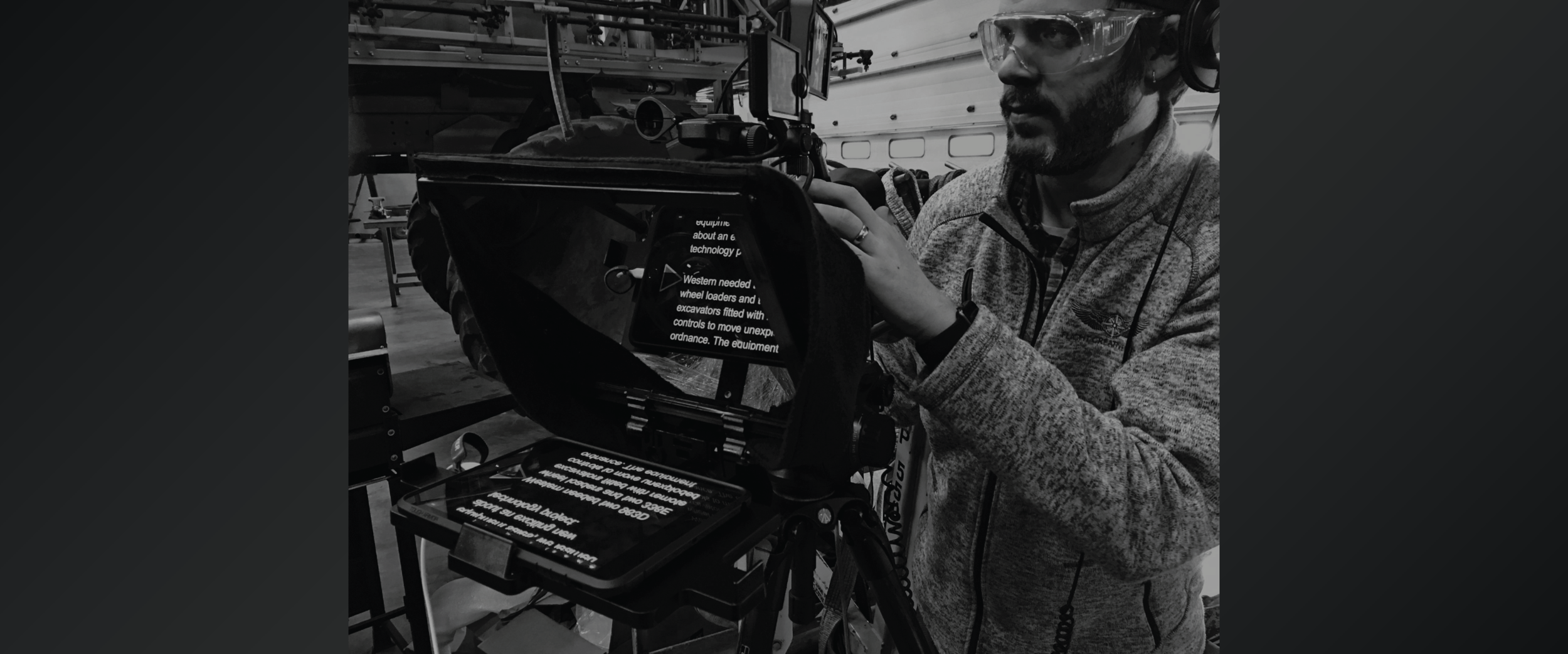 TELEPROMPTERS: Why Every Film Crew Should Use One | Video