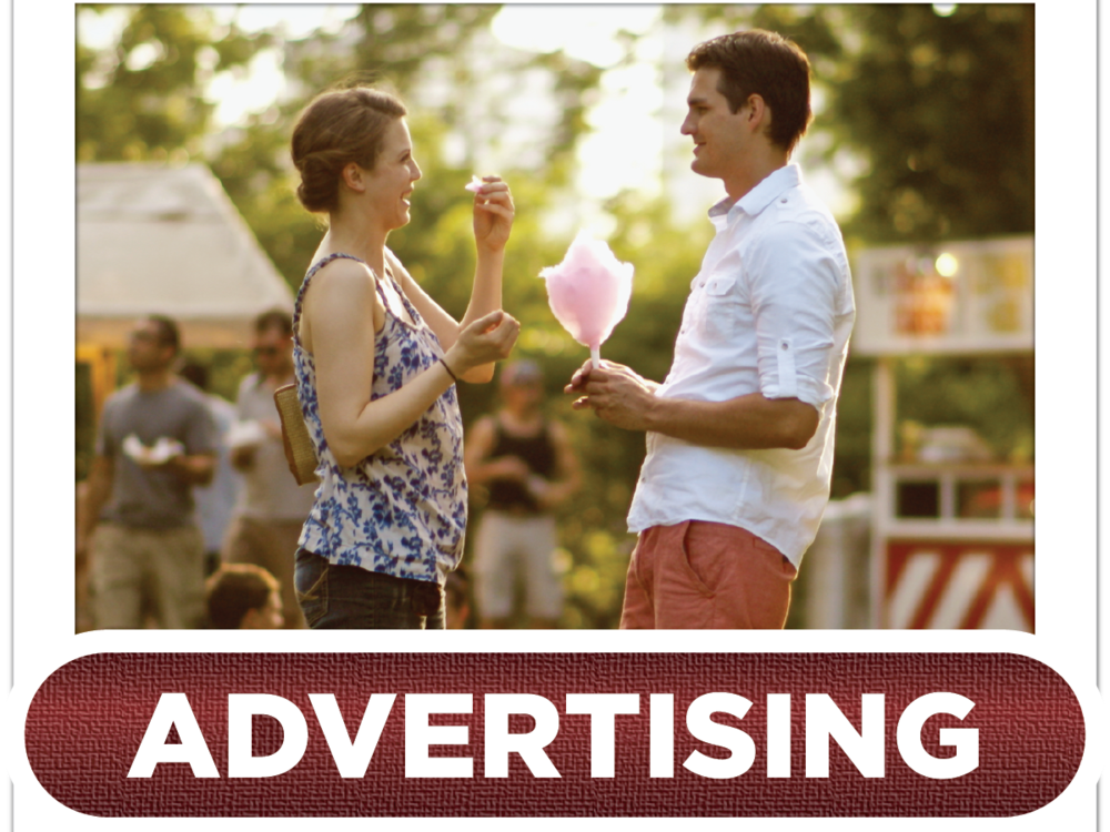 Advertising videos we offer. Click to explore.